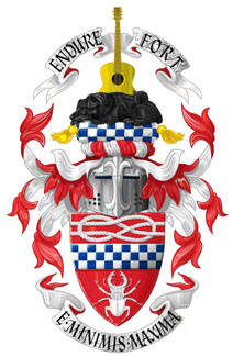 The Arms of Paul Benjamin Lindsay