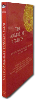 Volume 3 International Register of Arms