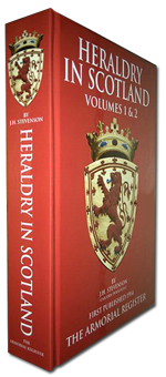 Heraldry IN Scotland Volumes 1 and 2